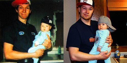 baby nostalgia parenting hat