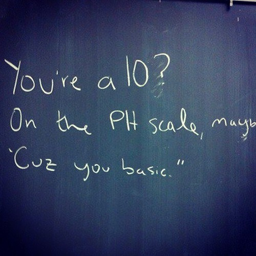 bases acids science ph scale funny - 8046345216