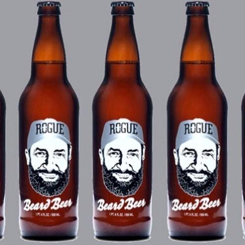beer beard funny - 8046478592