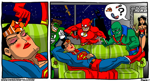 justice league,Party,superman