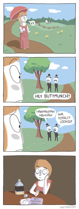 fear butts web comics - 8047262976