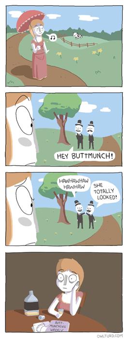 fear butts web comics - 8047262976