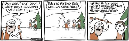 cavemen web comics - 8047947520