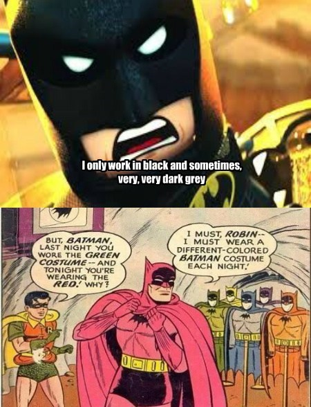 lego movie colors batman - 8048537600