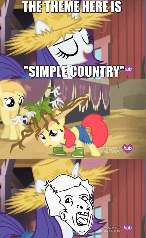 apple bloom,fashion,derp,rarity