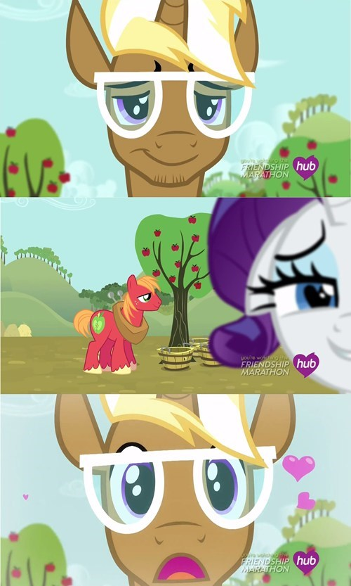 Big Macintosh rarity trenderhoof - 8050047232
