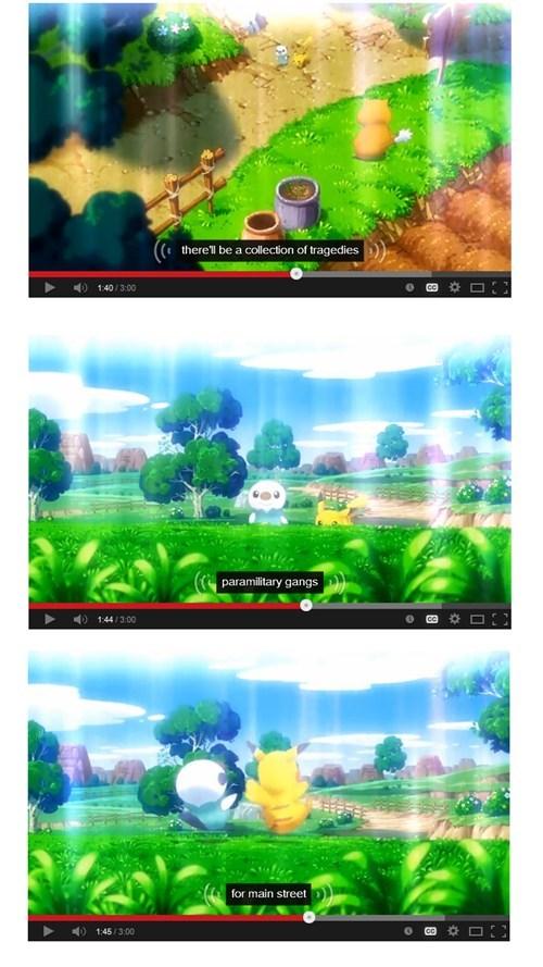 Pokémon youtube captions - 8051343360