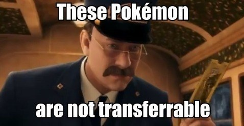 Pokemon Transporter in a Nutshell