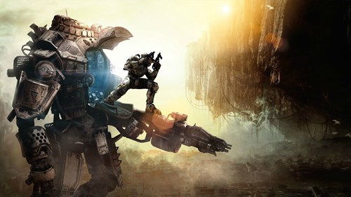 titanfall,photoshop,halo
