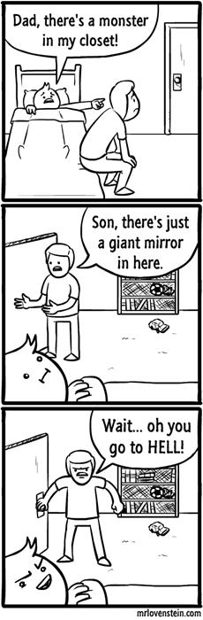 dad jokes parenting web comics - 8051859456