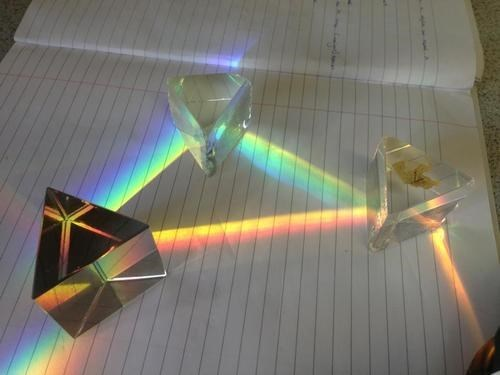 prism light science