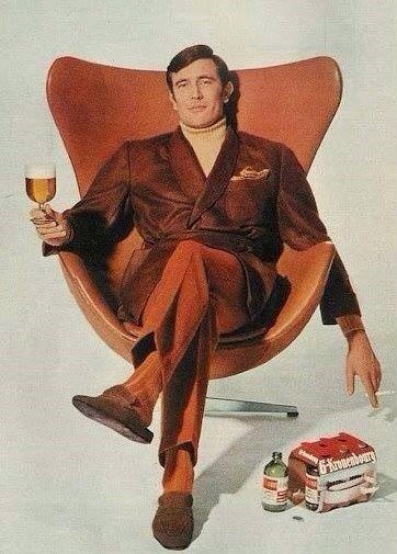beer james bond ads funny vintage - 8052039168