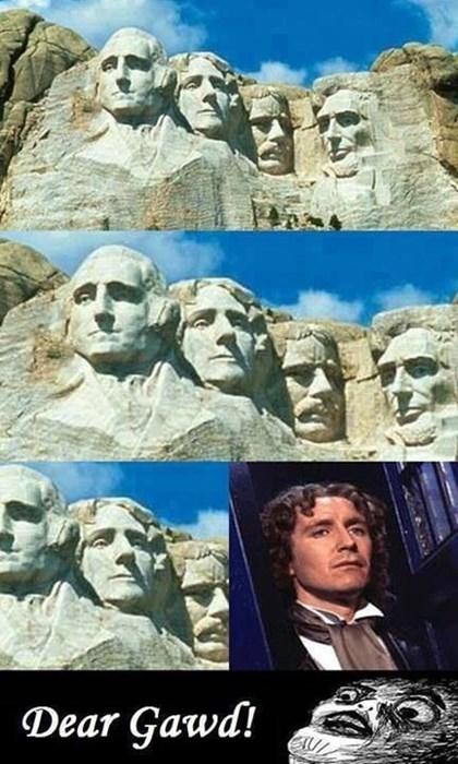 classic who thomas jefferson Mount Rushmore - 8052179200