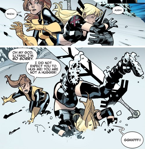 magik kitty pryde off the page - 8052210432