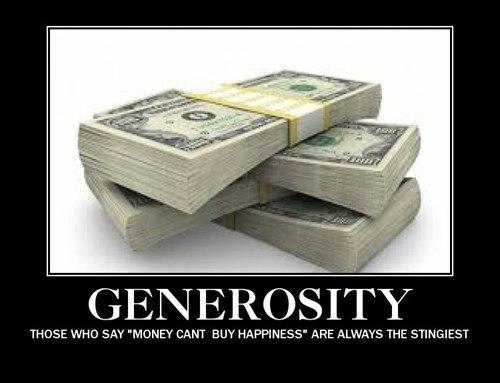 generosity jerks stingy funny - 8052305408