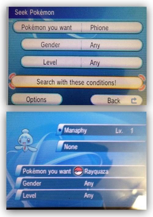 GTS Pokémon - 8052619264