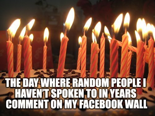 birthdays,facebook