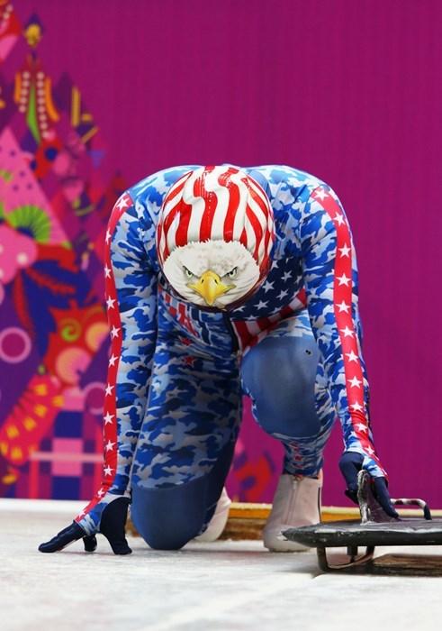 Sochi 2014 olympics katie uhlaender - 8053102080