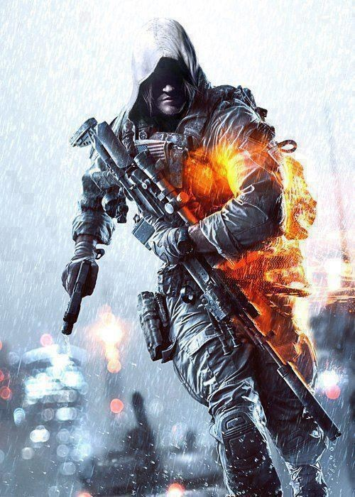assassins creed battlefield video games mashups - 8053137152