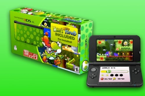 3DS yoshi's new island nintendo Video Game Coverage - 8053331456