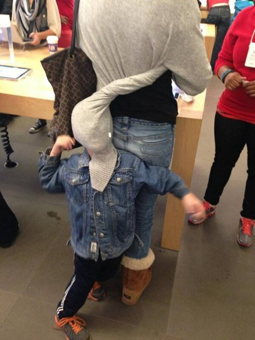 apple store,kids,shopping,parenting