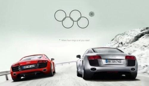 audi Sochi 2014 olympics - 8053398272