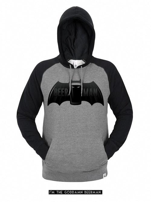 beer hoodie batman funny beerman - 8053512960