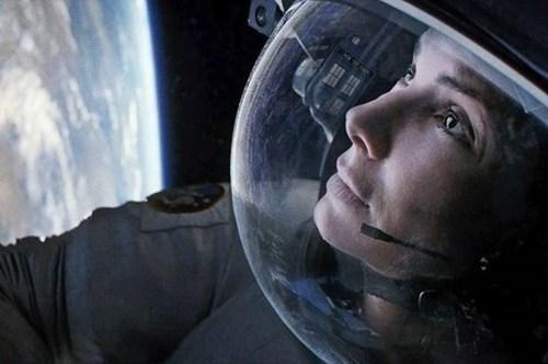 Gravity Sandra Bullock tardis - 8053513472