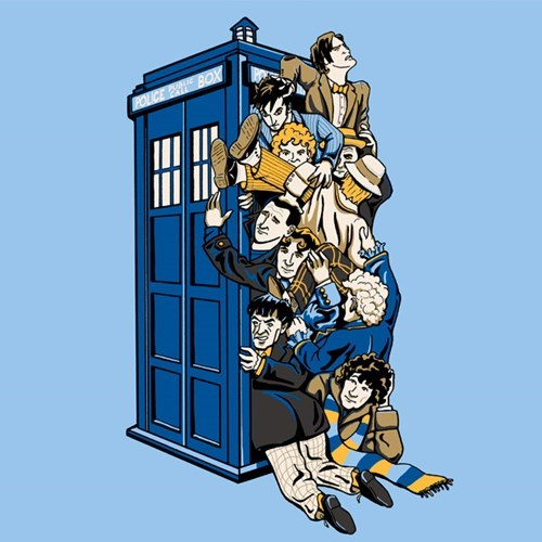 doctor who tardis tshirts classic who - 8053627392