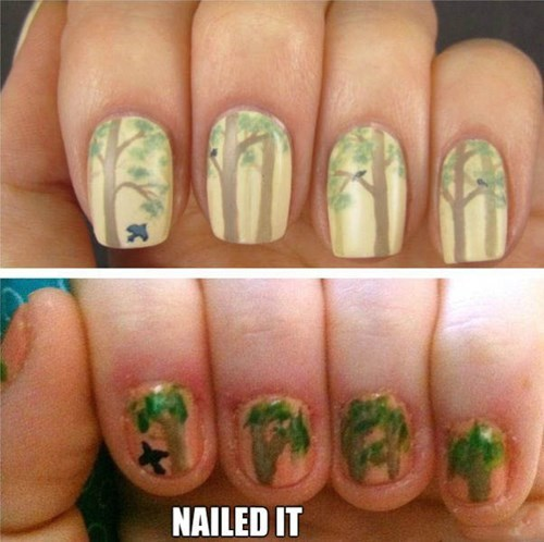 nails,poorly dressed,trees,g rated