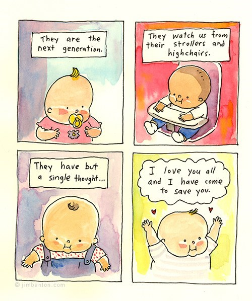 Babies kids web comics - 8053762816