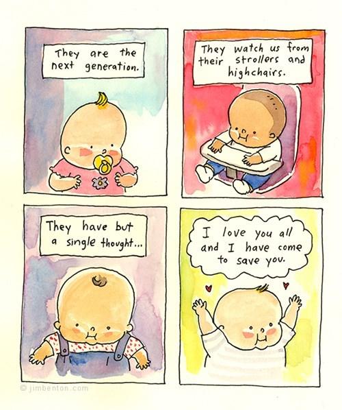 Babies kids web comics - 8053762816