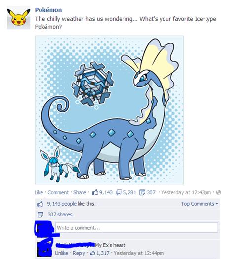 cruel facebook Pokémon - 8053773824