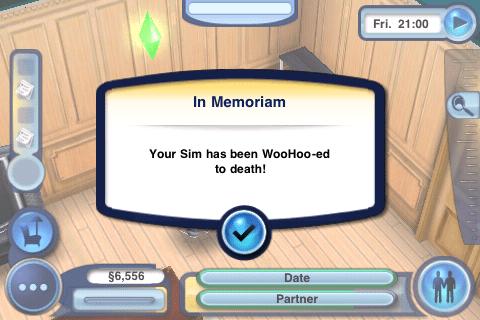 The Sims woohoo - 8053910272