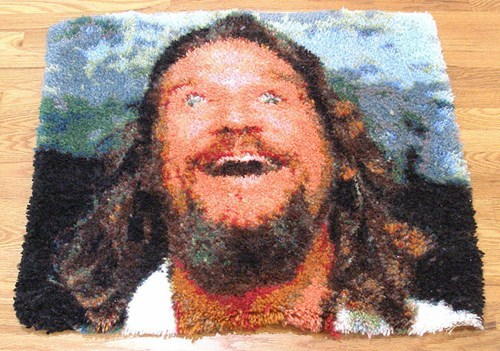 design rug the big lebowski g rated win - 8054134272