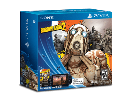playstation borderlands 2 ps vita Video Game Coverage - 8055321600