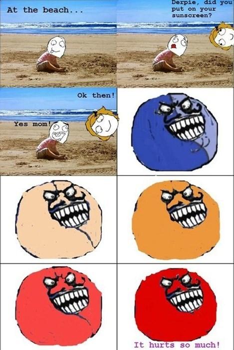 beach i lied mom sunscreen - 8055534592