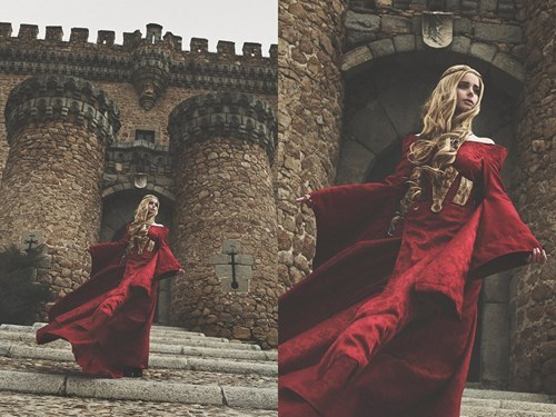 cosplay Game of Thrones cersei lannister