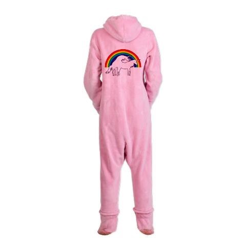 unicorn,onesie,poorly dressed,rainbow