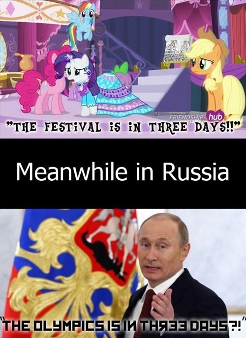 rarity Putin olympics