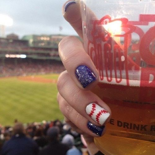 nails beer baseball funny - 8055904000