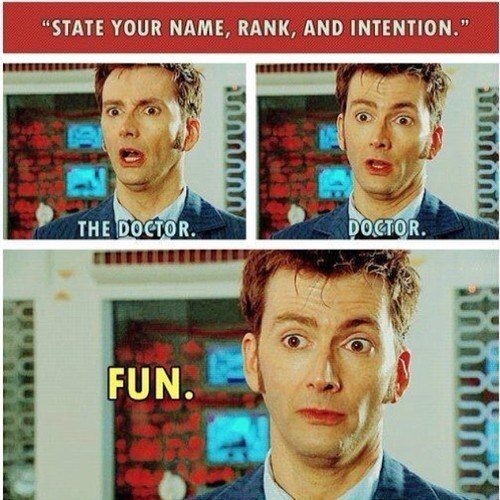 fun David Tennant 10th doctor - 8055916544