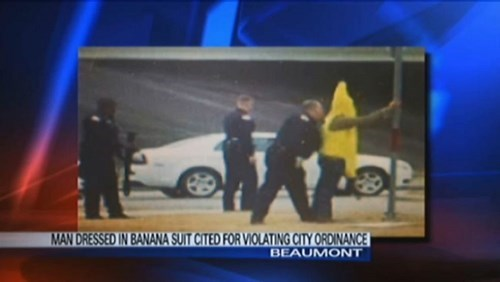 news banana headline Probably bad News - 8055975936