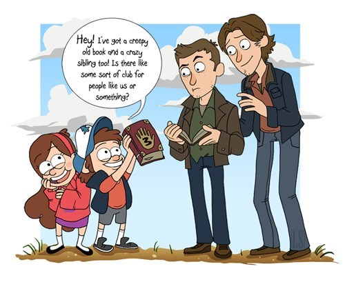 Fan Art gravity falls cartoons - 8056004864