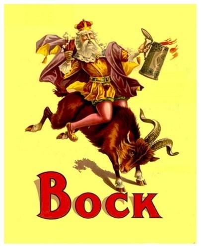 steins bock ads lids funny vintage - 8056054528