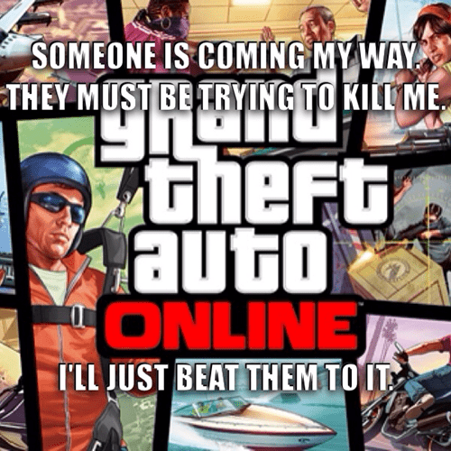 Grand Theft Auto Online online gaming - 8056055808