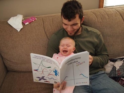 Babies,parenting,calculus