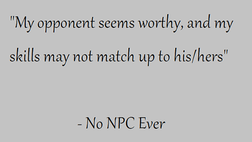 video games NPCs video games logic