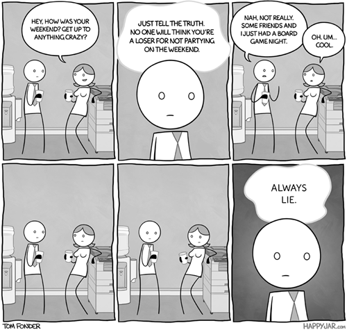 social anxiety web comics - 8056125184