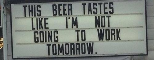 sick days beer work - 8056232448
